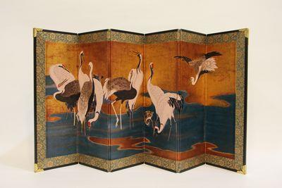 Byobu (Folding screen)
