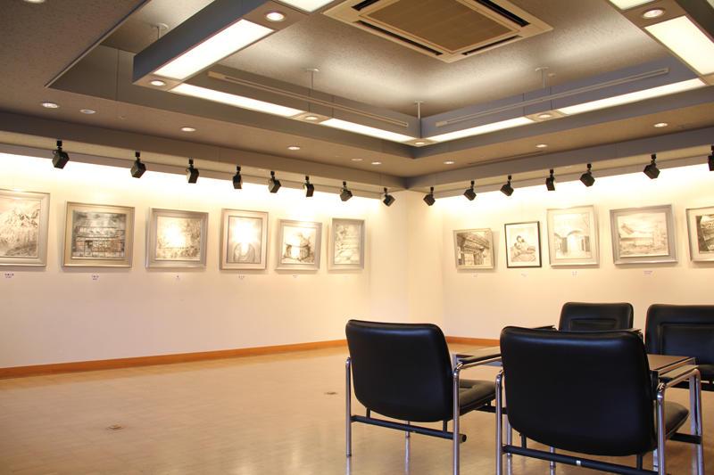ギャラリーA室