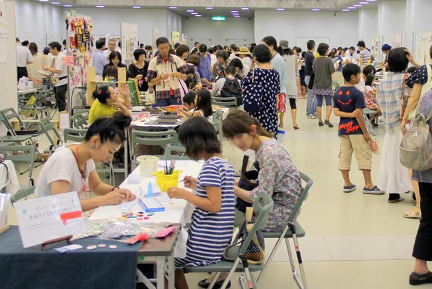 ノムラテーラー子ども手作り体験企画「手作り広場」
