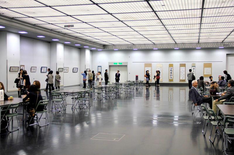 第6回 日本習字 京遊会書展
